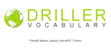DRILLER VOCABULARY